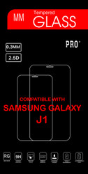 Samsung Galaxy J1 Tempered Glass
