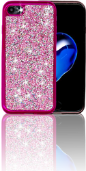 Iphone 7 MM Tpu Bling Pink