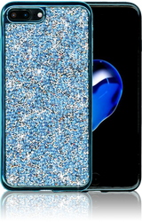 Iphone 7 PLUS MM Tpu Bling Teal