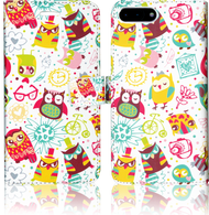 Iphone 7 PLUS  MM 3D Design Wallet Owl
