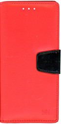 ZTE Grand X4 MM Executive Wallet Red