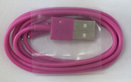 Lightning USB Cable Pink