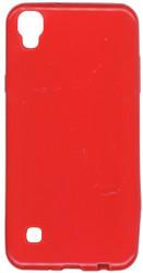 LG Tribute HD TPU Red