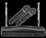 Wireless Mic MC-2 2 Mics