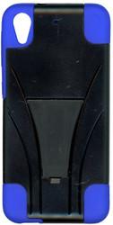 HTC Desire 530 T Kickstand Case Blue