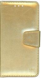 LG K10 MM Executive Wallet Gold
