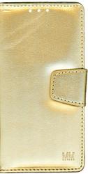 Samsung Galaxy J3  MM Executive Wallet Gold