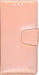 Samsung Galaxy ON5  MM Executive Wallet Rose Gold