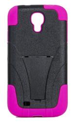 LG LS770 STYLO Kickstand Case Pink