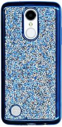 LG Aristo MM Candy Bling Blue