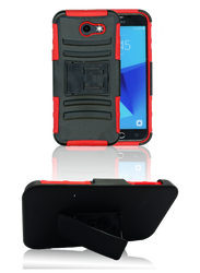Samsung J3 Emerge Combo 3 in 1 Red