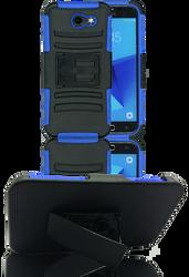 Samsung J3 Emerge Combo 3 in 1 Blue