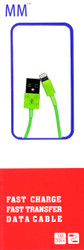 Lightning USB Cable Green(Retail Packaged)