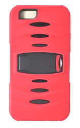 SOLD OUT LG TRIBUTE 2 / C40 LEON MM Kickstand Case Red