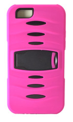 LG TRIBUTE 2 / C40 LEON MM Kickstand Case Pink