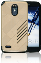 LG Stylo 3  MM Digital Pattern Gold