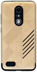 ZTE ZMAX PRO MM Digital Pattern Gold