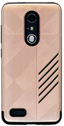 ZTE ZMAX PRO MM Digital Pattern Rose Gold