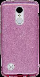 LG Aristo MM Glitter Hybrid Purple