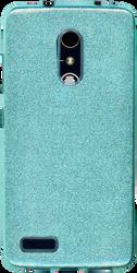 ZTE Zmax Pro MM Glitter Hybrid Teal