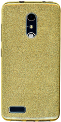 ZTE Zmax Pro MM Glitter Hybrid Gold
