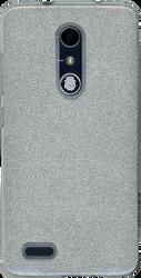 ZTE Zmax Pro MM Glitter Hybrid Silver