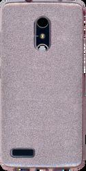 ZTE Zmax Pro MM Glitter Hybrid Pink