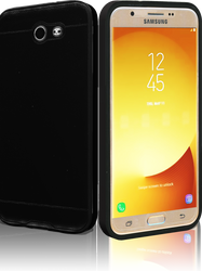 Samsung Galaxy J7(2017) MM Design Carbon Fiber Black