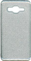 Samsung Galaxy ON5 MM Glitter Hybrid Silver