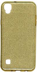 LG Tribute HD MM Glitter Hybrid Gold