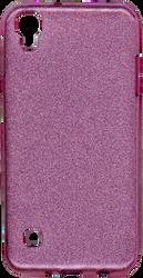LG Tribute HD MM Glitter Hybrid Purple