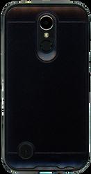 LG K20 PLUS  MM Design Carbon Fiber Metal Black