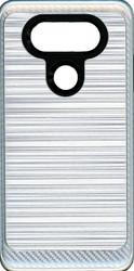 LG V20 Carbon Fiber Metal Silver
