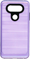 LG V20 Carbon Fiber Metal Purple