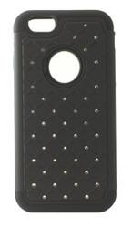 HTC 510 Desire Dual Bling Case Black
