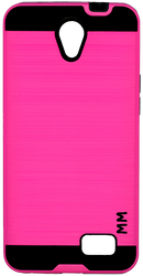ZTE Prestige 2 MM Slim Dura Metal Finish Hot Pink