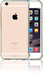 Iphone 6S MM Opal Crystal Armor Clear (Tempered Glass Included)
