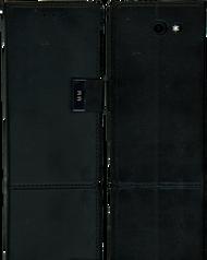 Samsung J3 Emerge MM Premium Folio Wallet Black