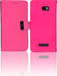 Coolpad Defiant MM Premium Folio Hot Pink