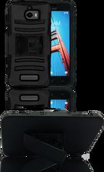 Coolpad Defiant MM Combo 3 in 1 Black