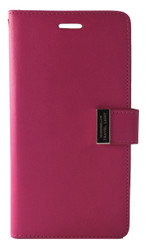 Iphone 6 Plus/6S PLUS MM Travel Light Wallet Pink