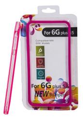 iphone 6 Plus/ 6S PLUS Bumper Pink