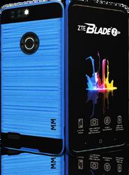 ZTE Blade MM Slim Dura Metal Finish Blue
