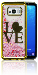 Samsung S8 PLUS Electro(GOLD) Pink(LOVE)