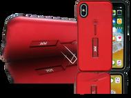 Iphone X MM Slim Kickstand Red