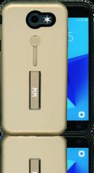 Samsung J3 Prime/Emerge MM Slim Kickstand Gold