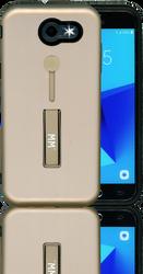 Samsung J3 Prime/Emerge MM Slim Kickstand Rose Gold
