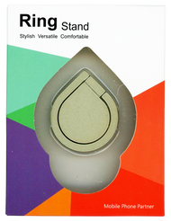 Ring Stand Silver