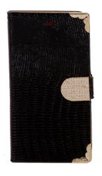 Samsung Note 4 Deluxe Wallet Black