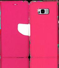 Samsung Galaxy S8  Professional Wallet Pink